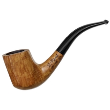 Italian Estates Luigi Viprati Smooth Paneled Bent Billiard (Two Clover)