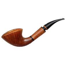 Italian Estates Mastro de Paja Partially Rusticated Bent Dublin (2D) (P) (One Sun) (Unsmoked)
