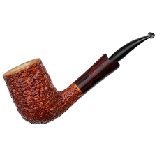 Italian Estates Radice Rind Bent Billiard (2015) (Unsmoked)