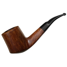 Italian Estates Savinelli Autograph Smooth Bent Billiard (4) (6mm)