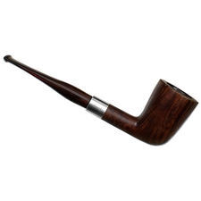 Italian Estates Savinelli Club Smooth with Silver (401) (6mm)