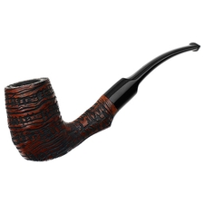 Italian Estates Lorenzo Eleganza Sigma Rusticated Bent Billiard (8632)