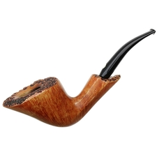 Italian Estates Mastro de Paja Fiammata Smooth Bent Dublin (One Sun)