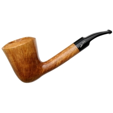 Italian Estates Savinelli Autograph Smooth Bent Dublin (8) (6mm) (Unsmoked)