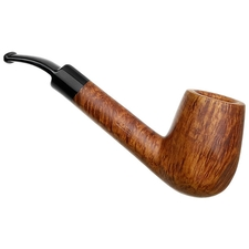 Italian Estates Savinelli Autograph Smooth Bent Billiard (4) (6mm) (Unsmoked)