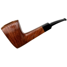 Italian Estates Savinelli Linea Artisan Smooth Paneled Bent Dublin (6mm) (Unsmoked)