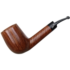 Italian Estates Savinelli Autograph Smooth Bent Billiard (8) (6mm) (Unsmoked)
