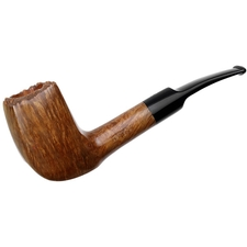 Italian Estates Savinelli Linea Artisan Smooth Bent Panel (6mm) (Unsmoked)