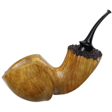 Italian Estates Gabriele Smooth Bent Dublin (Whale) (Unsmoked)