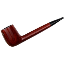 Italian Estates Caminetto Smooth Canadian with Silver (00.L.15) (Unsmoked)