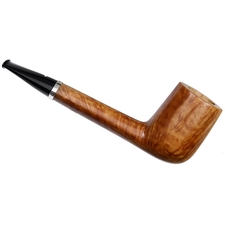 Italian Estates Caminetto Smooth Canadian with Silver (02.32) (Unsmoked)