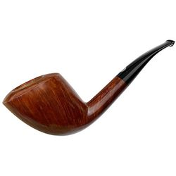 Italian Estates Mastro de Paja Smooth Bent Dublin (Media) (One Sun) (3B) (Unsmoked)