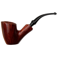 Italian Estates Savinelli Sigla Smooth Bent Dublin (Unsmoked)