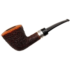Italian Estates Mastro de Paja Rusticated Bent Dublin (0B) (One Sun) (Unsmoked)