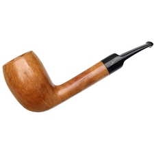 Italian Estates Savinelli Autograph Smooth Bent Egg (6) (6mm) (Unsmoked)