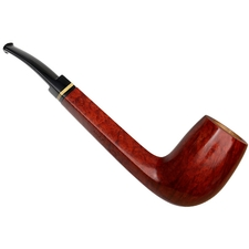 Italian Estates Caminetto Smooth Bent Egg (00.32) (AR) (Unsmoked)