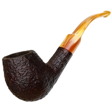 Italian Estates Imperial Rusticated Bent Acorn