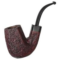 Italian Estates Carlo Volpe Sandblasted Paneled Bent Billiard Sitter (10) (2016)