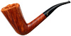 Italian Estates Savinelli Autograph Smooth Freehand (8) (6mm) (Unsmoked)