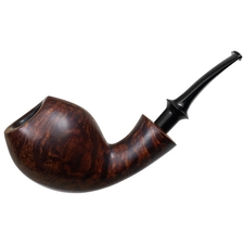 Japanese Estates Tsuge Ikebana Smooth Bent Egg (C) (2010)