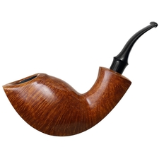 Japanese Estates Tsuge Ikebana Smooth Horn (H) (090) (2010) (Unsmoked)