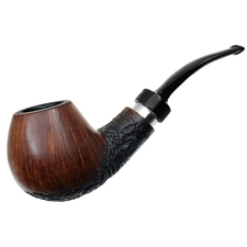 Misc. Estates Klein Partially Rusticated Bent Brandy (9mm)