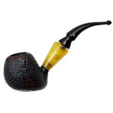 Misc. Estates Julius Vesz Rusticated Bent Apple (2) (1995)