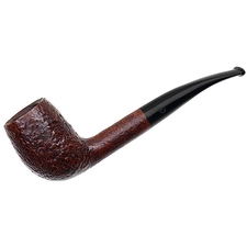 Misc. Estates Rattray's 'Limited' Sandblasted Bent Billiard (9mm)