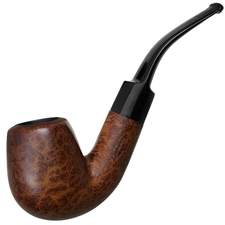 Misc. Estates The Tinder Box Deep Grain Bent Billiard