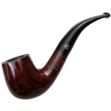 Misc. Estates Rattray's Marlin Smooth Bent Billiard (8) (9mm) (Unsmoked)