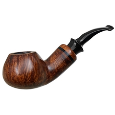 Misc. Estates Jirsa Smooth Bent Apple (F) (**) (9mm)