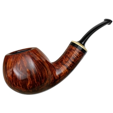 Misc. Estates Grechukhin Smooth Bent Apple with Boxwood (2014) (Unsmoked)