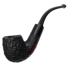 Misc. Estates John Calich Rusticated Bent Billiard (7)