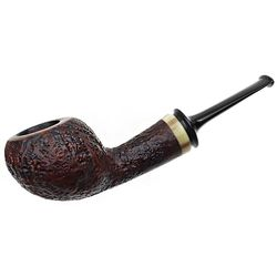 Misc. Estates Gregor Lobnik Sandblasted Bent Apple with Horn