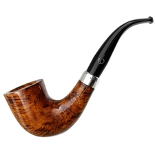 Misc. Estates Rattray's Bruce Bent Dublin with Silver (48) (9mm) (Unsmoked)