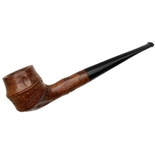 Misc. Estates Bamboo Briar Carved Pot (861)