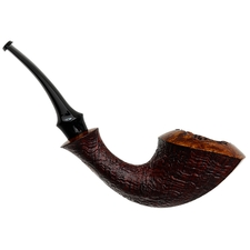 American Estates Abe Herbaugh Partially Sandblasted Horn (2016) (Unsmoked)