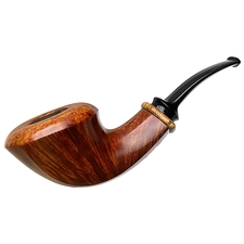 American Estates Jody Davis Cardinal Bent Dublin (Pipes & Tobaccos Magazine Pipe of the Year) (11/50) (2009) (Unsmoked)