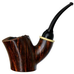 American Estates BriarWorks Neptune Dark Smooth Poker