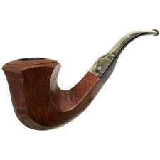 American Estates American Smoking Pipe Co. Smooth Paneled Calabash (Regd. No.) (0485/CR) (Curt Rollar)