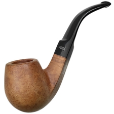 American Estates Jelling Naturals Smooth Bent Billiard (Unsmoked)