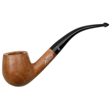 American Estates Jelling Naturals Smooth Bent Pot (Unsmoked)