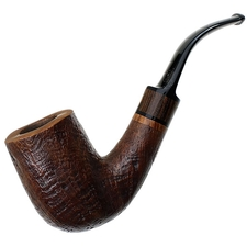 American Estates Steve Weiner Sandblasted Bent Billiard (XL) (00899)