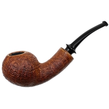 American Estates J&J Sandblasted Bent Apple with Manzanita (2014) (Unsmoked)