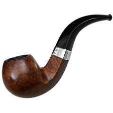 American Estates L&P Our Make Smooth Bent Apple with Silver