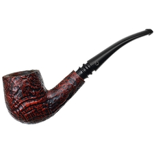 American Estates Kaywoodie Red Root Bent Billiard (1976-Present)