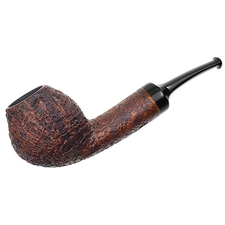 American Estates Matt Roussell Sandblasted Bent Apple (E) (Unsmoked)