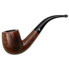 American Estates Kaywoodie Carburetor Smooth Bent Billiard (01) (U.S. Pat) (1948–1976)
