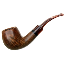 American Estates Moonshine Smooth Bent Billiard (early piece)