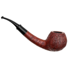 American Estates Chheda/Nate King Collaboration Sandblasted Bent Apple (Unsmoked)